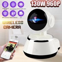 Wholesale mini wi fi network cameras for sale - Group buy 960P IP Camera Home Security Wi Fi Wireless Mini Network Camera Surveillance Smart Infrared Night Vision Baby Monitor