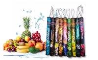 ingrosso narghilè di shisha della frutta-Shisha Pen Eshisha Sigarette elettroniche monouso Shisha Time E Cigs 35 Tipo di frutta Vari gusti Penne narghilè