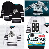 Men 2019 All Star Game Jersey 88 Patrick Kane 2 Duncan Keith 60 Collin  Delia 19 Jonathan Toews Crawford Chicago Blackhawks Hockey Jerseys ce98fc1f6