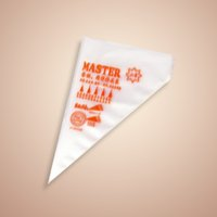 küçük krem poşet toptan satış-Sağlıklı Kek Krem Dekorasyon Pasta Çanta Plastik Tek Kullanımlık Boru Torbaları Toksik Olmayan Çikolata Krep Araçları Küçük 0 07jd BB