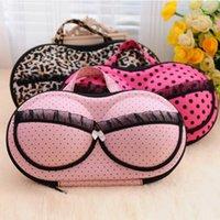 bolsa para sujetadores al por mayor-8 colores bolsa de almacenamiento sujetador para las mujeres undewear colorido proteger caso de viaje bolsas de almacenamiento al por mayor C1837