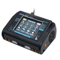 Wholesale charger for rc for sale - Group buy Htrc T240 Duo Ac w Dc w a Touch Screen Dual Channel Battery Balance Charger Discharger For Rc Models Toys J190506