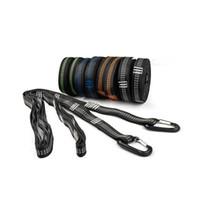 goldseilschnur groihandel-Sicherheit Eindickung Hammock Cord Polyester Filament High Strength Hitzebeständige Rope Binding Tragbarer Easy To New Arrival 18xy3I1 installieren