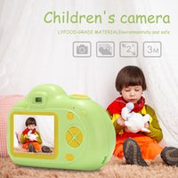 Wholesale kids video cameras resale online - Mini K9 Kids Camera P Video Camera for Children Selfie Camera Toys Camcorder for Christmas Gifts Birthday Gift with Retail Box