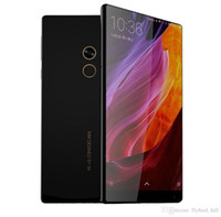 ingrosso xiaomi phone-Versione globale originale Xiaomi Mi MIX smartphone 6.4 pollici a schermo intero Snapdragon 821 6 GB di RAM 256 GB ROM 2040x1080P xiaomi phone Con regalo