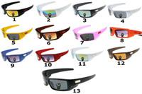 qualitäts-sonnenbrille porzellan großhandel-5pcs / lot! Die Fabrik-Verkauf-Freie Verschiffen-Qualitäts-neue gascan Sonnenbrille-Art- und Weiseunisexsport-Sonnenbrille im Freien hergestellt im Porzellan.
