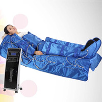 Cellulite Reduction Feature 3 in 1 Newest Far Infrared Pressotherapy Slimming Machine With EMS