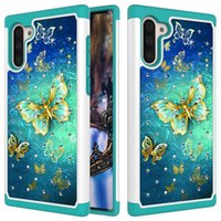 eyfel kulesi kapakları toptan satış-Samsung Galaxy NOT için 10 Pro LG K40 Bling Elmas Hibrid baykuş Mandala TPU Yumuşak Kılıf Dreamcatcher Eyfel Kulesi Hayvan Ayı Cilt Kapak 10 adet