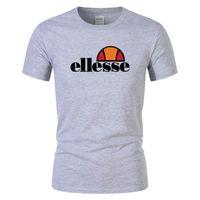 çok renkli yaz şortları toptan satış-Erkek Tasarımcı T-Shirt Mektup Baskı Hip Hop Yaz Kısa Kollu Moda Üst Çok Renkli Marka Giyim Spor T-Shirt