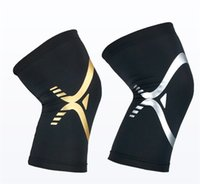 Personal Health Care Reliable Sports Knit Elbow Pads Basketball Tennis Fitness Comfort Shock Arm Outdoor Wholesale Braces & Supports