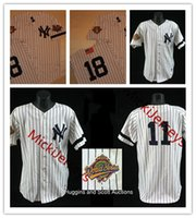 Wholesale dwight gooden jersey resale online - Mens NY Dwight Gooden WS baseball Jersey Stitched White SCOTT BROSIUS Jersey