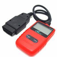 herramienta de escaneo obd ii vw al por mayor-Lector de código de la herramienta de escaneo Herramienta de diagnóstico del coche del coche ODB2 OBD II OBD2 EOBD OBDII Mini explorador automotor de Freno Coche