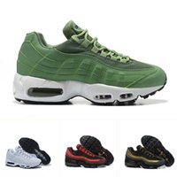 ingrosso sconto di avvio-nike air max 95 Scarpe firmate per uomo Airs Cushion designer shoes Sneakers Boots Authentic Nuove scarpe da corsa per donna Walking Discount Scarpe Running shoes