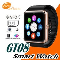 Wholesale recording watch free for sale – best GT08 smartwatch android A1 ZD09 samsung smart watchs SIM Intelligent mobile phone watch can record the sleep state Smart watch free DHL