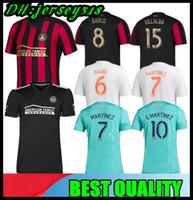 15aa2ee79 Top Thai quality 19 20 Atlanta United soccer jersey 2018 2019 GARZA JONES  VILLALBA MCCANN MARTINEZ ALMIRON FC Atlanta football shirt
