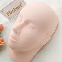 mannequins de maquillage achat en gros de-Formation de mannequin de formation en gros FDshine pour les cils Maquillage de pratique cométique pour les débutants en formation