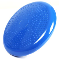 Wholesale yoga inflatable for sale - Group buy 33x33cm Inflatable Yoga Massage Ball Durable Universal Sports Gym Fitness Yoga Wobble Stability Balance Disc Massage Cushion Mat