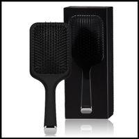 EPACK Anti-Static Paddle Brush Comb Gentle Women Hair Comb Brush Tangle Wet & Dry Bristles Handle Massage Detangling Comb Hair Brush