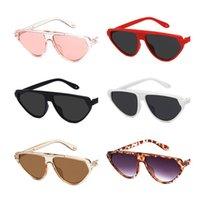 ters camlar toptan satış-Moda Kadın Erkek Kişilik Güneş Gözlüğü Ters TriangleSun Gözlük Uv Gözlükler Gözlük Gözlük Gözlüğü Adumbral SUN Gözlük A + +