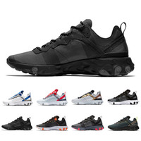 Wholesale x art hot for sale - Group buy 2019 hot new quality React Element Undercover X S0UTHUpcoming designer sports shoes men s and women s sports athletic shoes outdoor