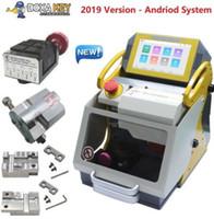 kopyalama makineleri toptan satış-Yeni Yeni SEC E9 Lazer Kazımayı Makinesi Için Otomatik Ve Ev Tuşları Tüm Kayıp Kopya Funtional daha fazla Silis Anahtar Kesme Makinesi