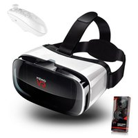 vr goggle großhandel-Virtual Reality Goggle 3D-Brille VR Original Kasten Brille Headset Stereo Box für 4,5 Zoll - 6,3 Zoll intelligentes Telefon High Quality