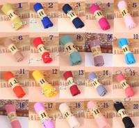 bufandas de seda de gran tamaño al por mayor-20color size180 * 50cm otoño e invierno nueva bufanda algodón y lino femenina versión coreana del algodón de seda de gran tamaño color sólido bufanda