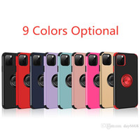 Wholesale iphone 8plus case with ring for sale – best TPU Case Metal Ring Holder with Magnetic Car Cover for Plus Plus Plus Top Quality Case for Iphone X XR XS XS MAX