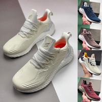 saltar o tamanho dos tênis venda por atacado-2019 Designer de luxo Kolor Alphabounce Além de 330 Mens Running Shoes Alfa Bounce Sports Formadores Sneakers Mulher Athletic Shoes Tamanho 36-45