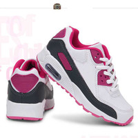 sıcak rahat sporlar toptan satış-Sıcak Satış Marka Çocuk Rahat Spor Çocuklar Ayakkabı Erkek Ve Kız Sneakers çocuk Çocuklar Için Koşu Ayakkabıları