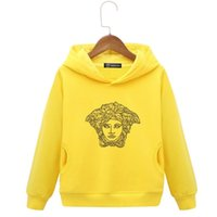 Wholesale product organic for sale - Group buy kids brand hoodies Children s Clothes New Product Children Whole Cotton Asymmetric Spring And Autumn Thin Money Smiling Face Sweater