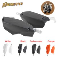 Wholesale motorcycle hand guards resale online - Motorcycle Aluminum Handguard Hand Guards For duke offroad Motorcycle SX SXF EXC XC EXC F Dirt Bike