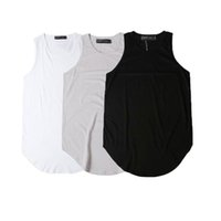 370ef065662 Wholesale shirt blanks wholesale for sale - 2019 men s T shirt Kanye West  long T
