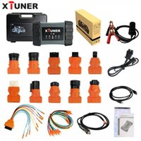 Wholesale fiat diagnostic tool auto scanner resale online - US Ship XTUNER T1 Heavy Duty Trucks Auto Intelligent Diagnostic Tool Diesel scanner tool Support WIFI