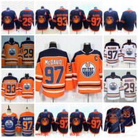 Wholesale ryan nugent hopkins jerseys resale online - 97 Connor McDavid Edmonton Oilers Third Jersey Leon Draisaitl Ryan Nugent Hopkins Wayne Gretzky Patrick Maroon Hockey
