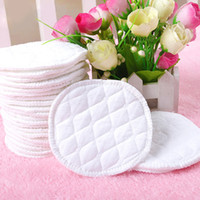 Wholesale tablet proof resale online - 12 tablets pure cotton impermeable washable milk mat suckwater good leak proof thick breast pad factory direct sales