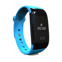 браслеты оптовых-Smart Bracelet Heart Rate Monitor Activity Fitness Tracking Wristband for IOS&Android Smart Phones LCC77