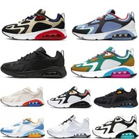 Wholesale blue training shoes resale online - New Air Cushion s Mens Running Shoes Mens Elastic Training shoes Bordeaux Black White Vast Grey Maxes Sneakers Eur