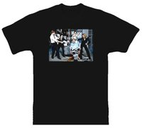 büroumwelt großhandel-Dunder Mifflin Das Büro Film T Shirt Mens 2018 Mode Marke T Shirt Tops Oansatz 100% Baumwolle T-Shirt Tops T benutzerdefinierte Umwelt
