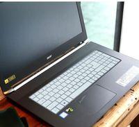 dizüstü bilgisayarlar için silikon kılıflar toptan satış-Acer 3 A315 51 53 51G 53g A315-51 A315-53G EX2520 A315-21 / 31/32/51/53 A515 A615 15.6 inç Klavye Silikon için Kapak