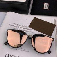 vasos de dinero al por mayor-marca de lujo para mujer gafas de sol diseñador mujer gafas de sol Gafas de playa Dinero clásico Principalmente salvaje y hermoso Hombres y mujeres ms G0372