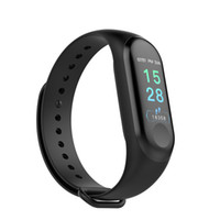 ingrosso tracker b-Men Smartwatch M3 Pro Smart Band Impermeabile Fitness Tracker Smart watch Bracciale Blood Pressure Monitor della frequenza cardiaca PK Mi B