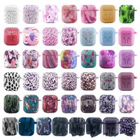 Wholesale patterned storage boxes for sale - Group buy Silica Gel Headset Protective Sleeve Thickening Type Hook Storage Box High Quality And Inexpensive Portable With Different Pattern ls J1