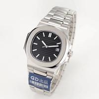 мужчины оптовых-роскошные часы япония miyota 8215 автоматические механические мужские часы из нержавеющей стали ремешок nautilus высокое качество pp часы спортивные наручные часы Montre