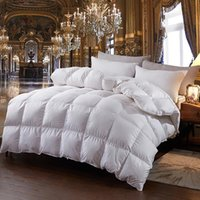 Wholesale feather quilts for sale - Group buy New Fashion Original Down Comforter Feather Quilt Down King Size Duvet Winter Quilt Comforter Duvet
