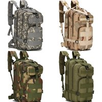 Wholesale backpack mountains resale online - Camou Outdoor Sport Backpack Mountain Climbing Hiking High Capacity Knapsack Tactics Practical Fashion Comfort Rucksack Hot Sale lyD1