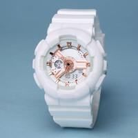 dama reloj deportivo al por mayor-GMW-B5000 reloj de cuarzo de alta calidad para bebés reloj deportivo para mujer G digital LED militar impermeable a prueba de golpes todo el trabajo