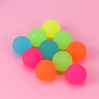 Wholesale kids toys for sale - Group buy Luminous Moonlight High Bounce Toy Balls Kids Gift Party Favor Decoration Kids Glow in the Dark Bouncing Ball L