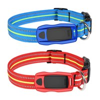 Wholesale gps collars for dogs resale online - New Pet Locators For Cats And Dogs Collar Dropout GPS Tracking Multiple Location Waterproof Fashion GPS Pet Collar Supplies