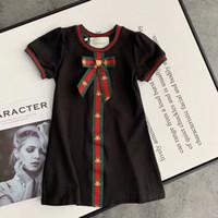 ingrosso maglietta migliore della ragazza di modo-T-shirt a maniche corte per bambini di alta moda 100% cotone